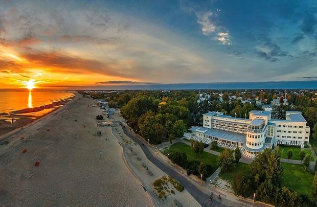 دیدنی های استونی,پارنو-parnu