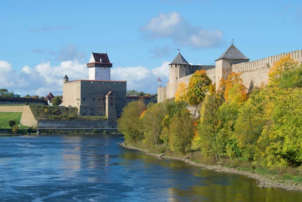 دیدنی های استونی,قلعه ناروا-narva_castle
