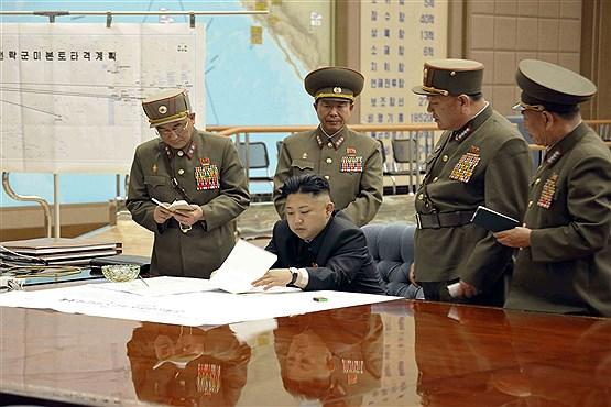 عکس جدید ارتش کره شمالی