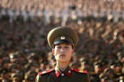 گالری عکس ارتش کره شمالی