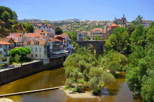 جاهای دیدنی پرتقال,مقاصد گردشگری شمال پرتغال