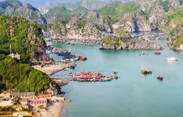 جاهای دیدنی ویتنام شمالی