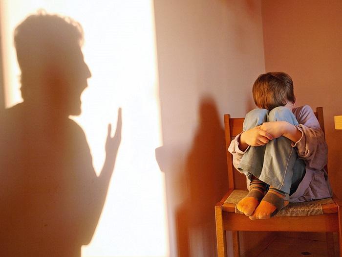 Disrespectful Children,ناسزاگویی