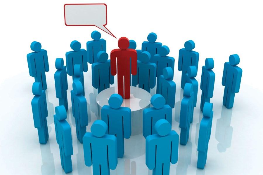 Public Speaking,اضطراب حرف زدن در جمع و راه های رفع اون