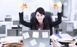 تقویت عضلات شکم در خانه یا محل کار