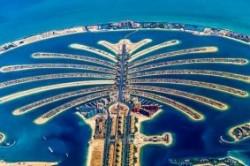 زیباترین جزایر مصنوعی دبی