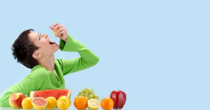 چگونه کمتر غذا بخوریم؟