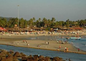goa ساحل باگا
