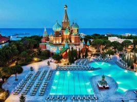 russia کاخ کرملین