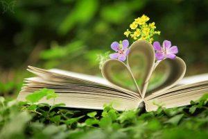 متن عاشقانه بهاری spring-love-book