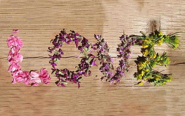 اس ام اس عاشقانه بهاری spring-love