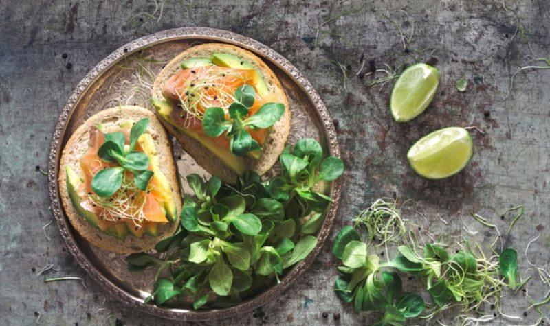 خواص روغن ماهی برای بدنvegetables