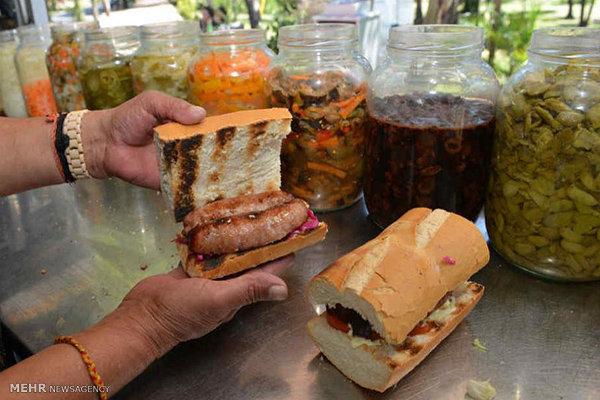 غذاهای خیابانی دنیا