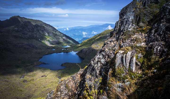 جاهای دیدنی کاستاریکا - کوه چیریپو-Chirripo-Mountain