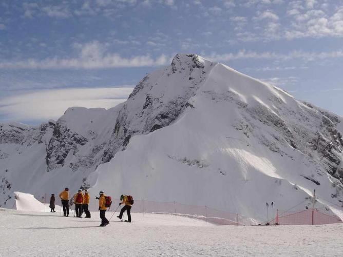 کوه Krasnaya Polyana