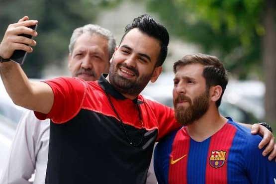 مسی ایرانی در سایت های خارجی