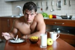 رژیم غذایی مخصوص ورزشکاران المپیک