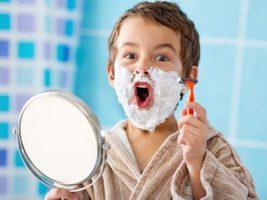 اصلاح صورت Shaving