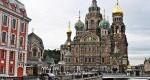 زیباترین کلیساها در سنت پترزبورگ روسیه