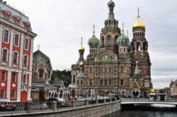 6 کلیسای زیبای سن پترزبورگ روسیه