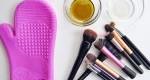 چگونه برس آرایش را تمیز کنیم؟