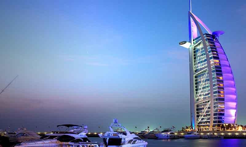 راهنمای سفر به دبی و امارات
