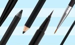 انواع وسایل برای کشیدن خط چشم