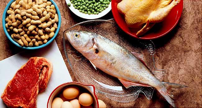 protein 1 - چگونه کمتر غذا بخوریم؟ 15 راه مهار گرسنگی و کاهش اشتها