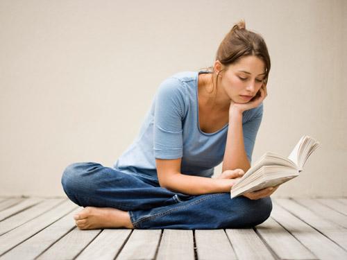 مطالعه و کتاب خوانی