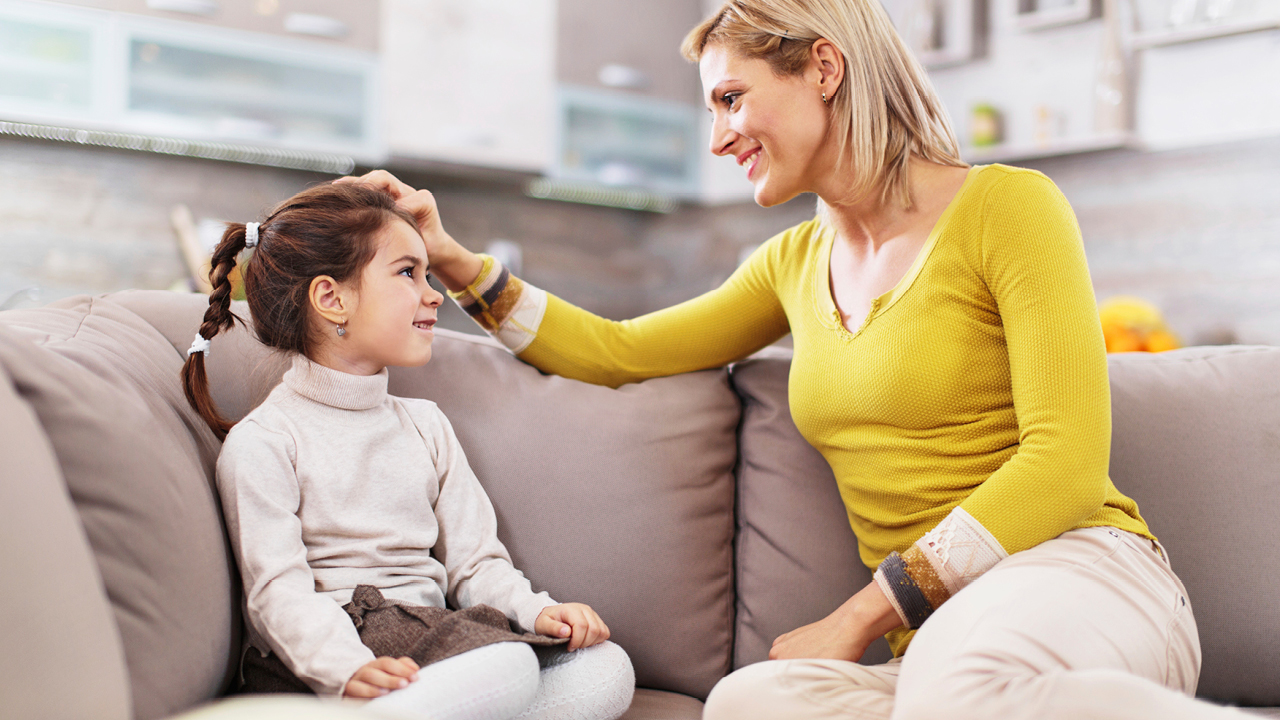 talking-to-your-child,حرف زدن با کودک