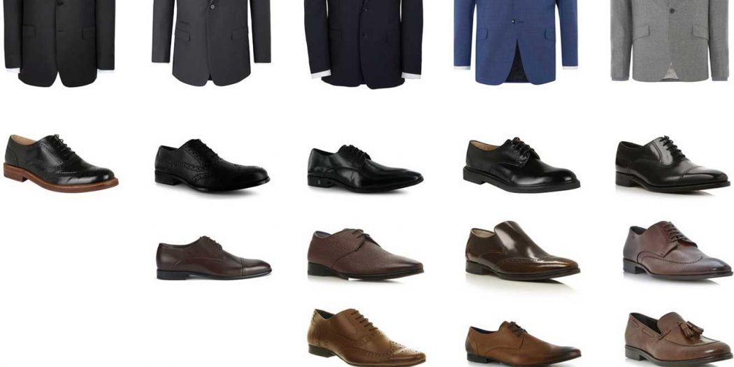 راهنمای ست کردن کت و شلوار با کفش