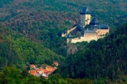 5 زیباترین قلعه های نزدیک پراگ، جمهوری چک
