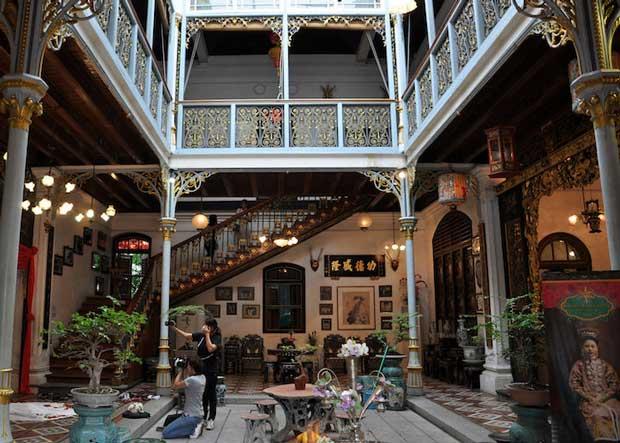 عمارت پراناکان پینانگ-pinang_peranakan_mansion