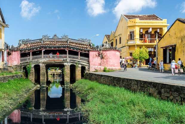جاهای دیدنی شهر هوی آن Hoi An در ویتنام,پل سرپوشیده ژاپنی-japanese_covered_bridge