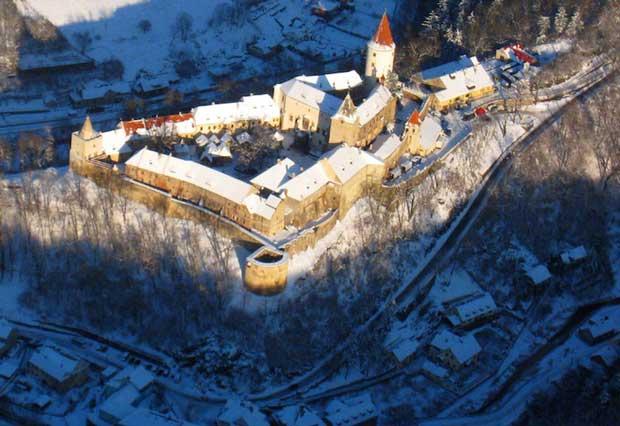 قلعه Krivoklat