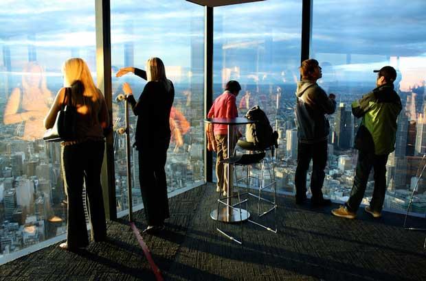 جاهای دیدنی ملبورن - برج یوریکا-eureka_tower