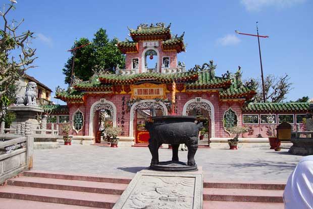 جاهای دیدنی شهر هوی آن Hoi An در ویتنام,سالن مجمع فوجیان-fujian_assembly_hall