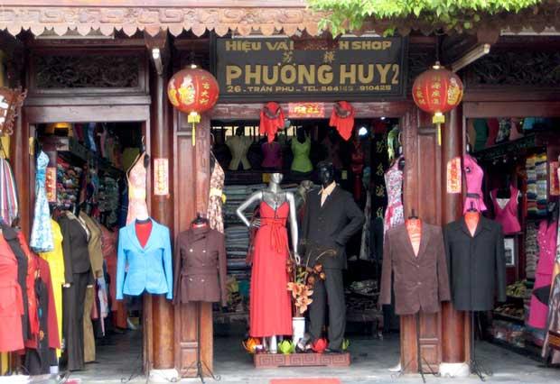 جاهای دیدنی شهر هوی آن Hoi An در ویتنام,خیاطان Hoi An-hoi_an_tailors