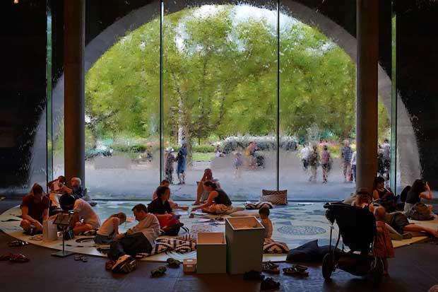 جاهای دیدنی ملبورن - گالری ملی ویکتوریا-national_gallery_of_victoria