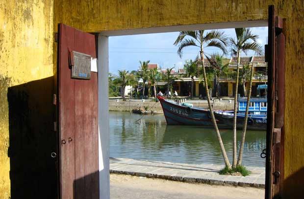 جاهای دیدنی شهر هوی آن Hoi An در ویتنام,خانه قدیمی Tan ky