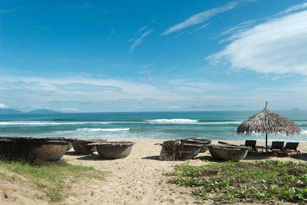 جاهای دیدنی شهر هوی آن Hoi An در ویتنام,ساحل بنگ-an_bang_beach