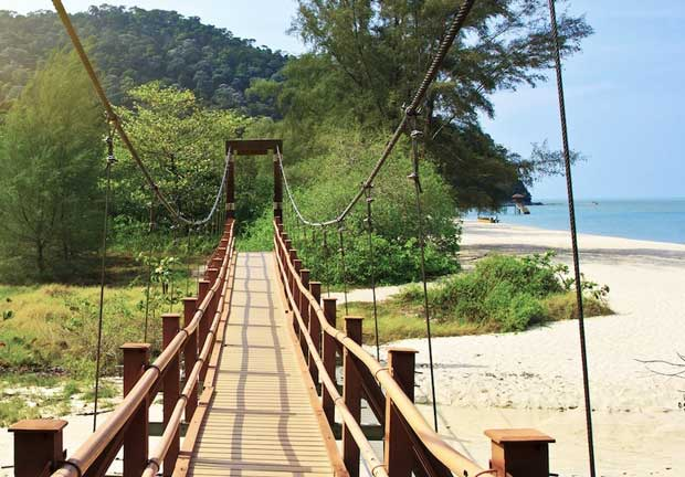 جاهای دیدنی جزیره پنانگ مالزی,پارک ملی پنانگ-penang_national_park