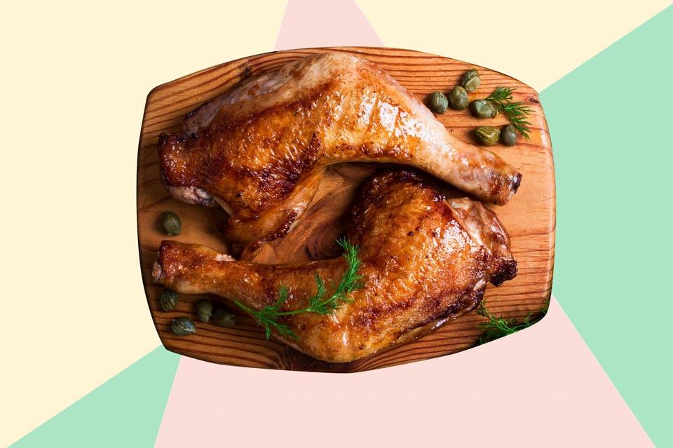 مرغ چجوری بپزم خوشمزه بشه