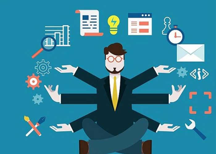 increase-productivity-working-from-home بالا بردن بهره وری کار در منزل