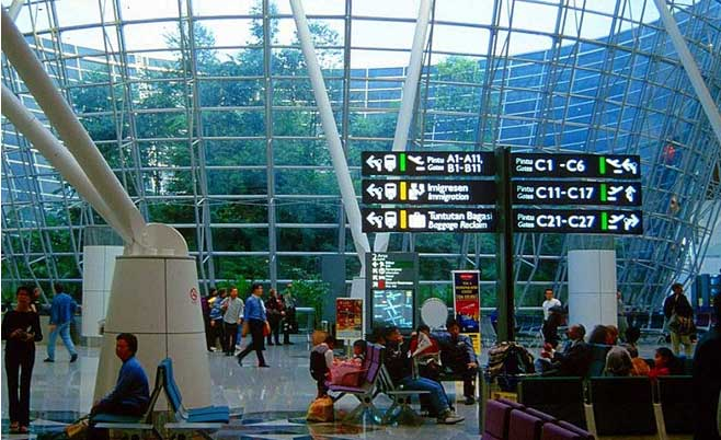 malaysia-airport فرودگاه بین المللی کوالالامپور