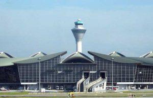 برج مراقبت فرودگاه KLIA