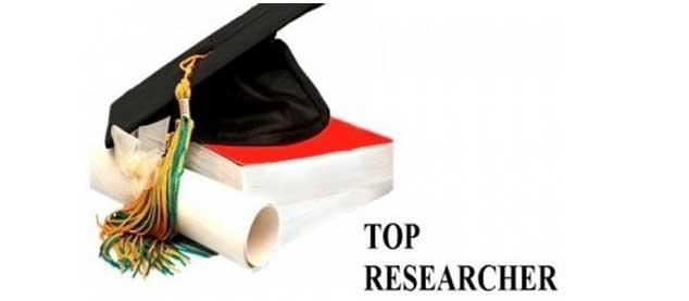 تحقیق top-researcher