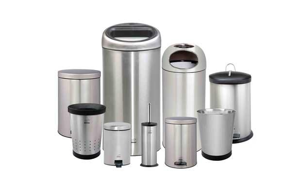 سطل زباله trash-bins
