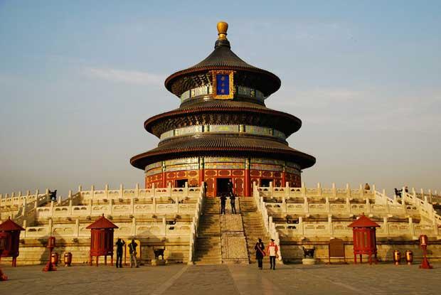 معابد چین,زیباترین معبدهای چینی,معبد بهشت-temple_of_heaven