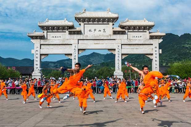 معابد چین,زیباترین معبدهای چینی,معبد شائولین-shaolin_temple